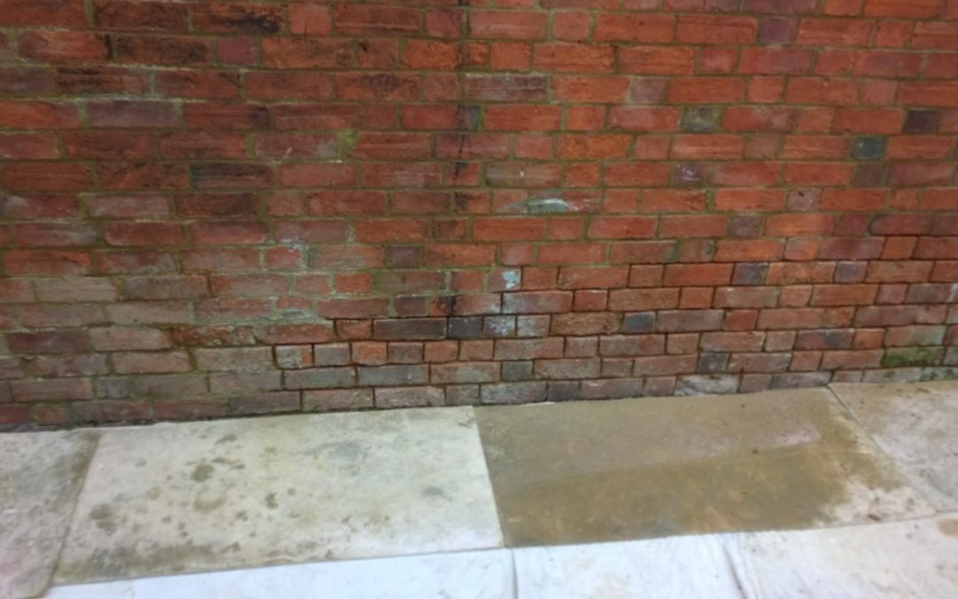 Repointing & Water-Resistant Coating