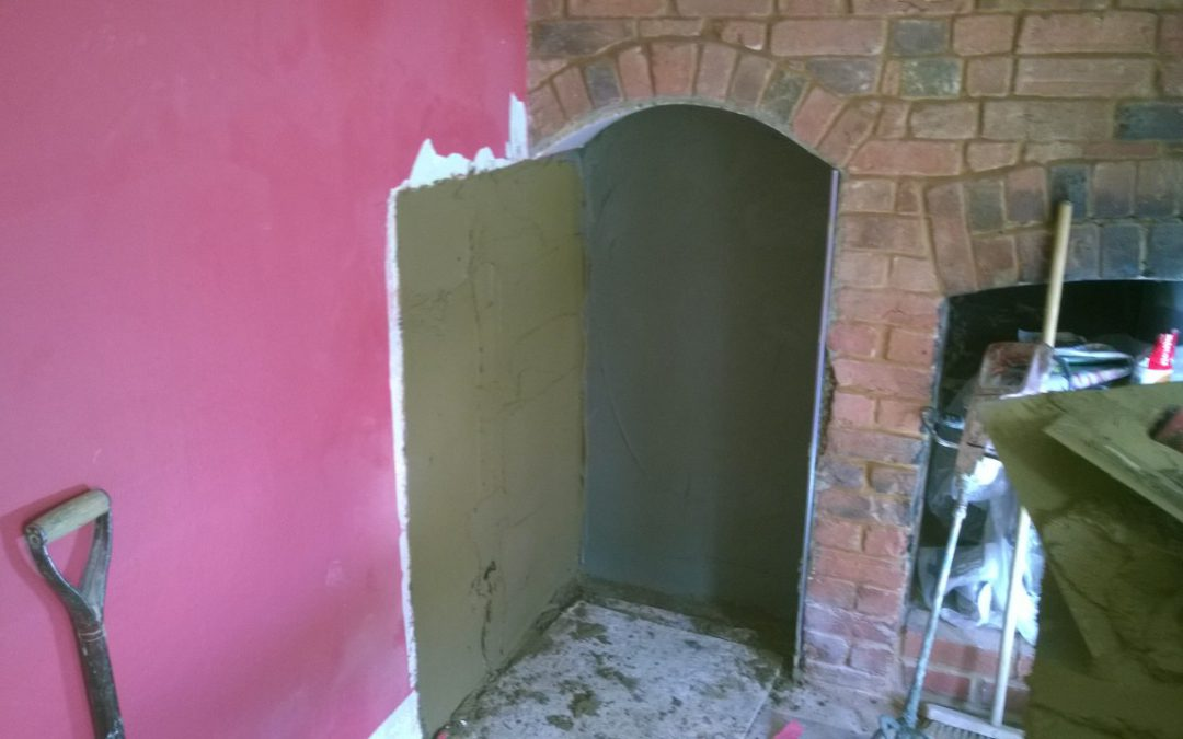 Small Damp Proofing Project